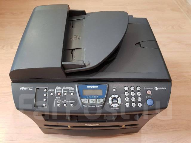 BROTHER MFC-7820NR WINDOWS 7 X64 TREIBER