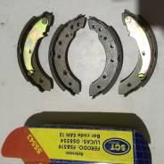 Колодка тормозная. Renault Logan, LS, LS0G/LS12 Двигатели: D4D, D4F732, K4M, K4M690, K7J, K7J710, K7M, K7M710, K9K792, K9K796