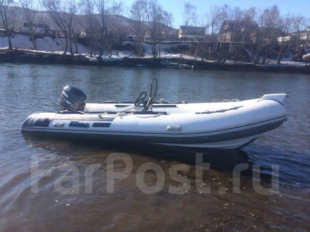 Продам новую лодку фирмы rib с подвесным мотором yamaha60 4-т. Год: 2017 год, длина 5,00м., двигатель подвесной, 60,00л.с., бензин