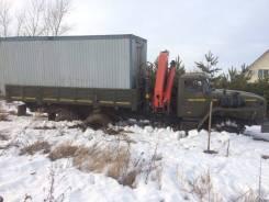 Урал 4320. Продам урал под кму, 3 000 куб. см., 10 000 кг.