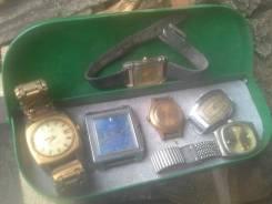 Часы наручные из СССР. Обмен. Оригинал