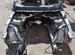 Передняя часть автомобиля. BMW 7-Series, E65, E66