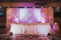 Декор свадеб. Дизайн-студия АННА