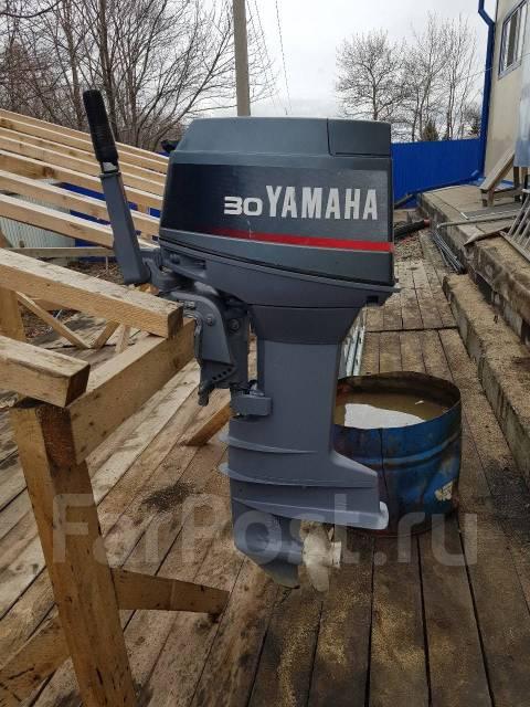 Yamaha. 30,00л.с., 2-тактный, бензиновый, нога L (508 мм), Год: 1993 год