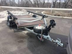 Курганмашзавод. Прицеп, 750 кг.