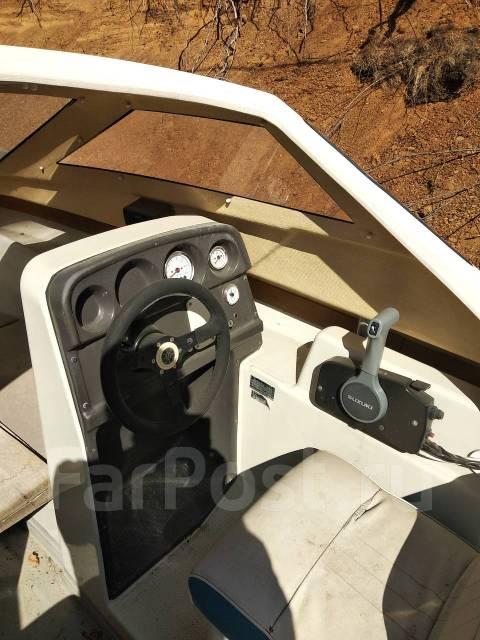 Yamaha 242. Год: 2000 год, двигатель подвесной, 60,00л.с., бензин