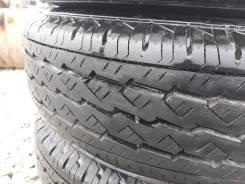 Bridgestone V600. Летние, 2017 год, износ: 5%, 4 шт