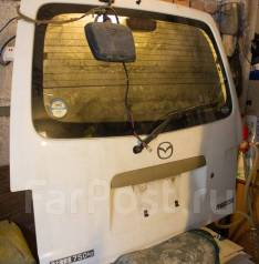 Дверь багажника. Mazda Bongo Nissan Vanette, SK22VN, SKP2MN, SK82VN, SK82MN Двигатели: F8, L8