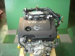 Двигатель VQ35DE Nissan Murano 3.5l