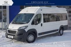 Peugeot Boxer. Новое маршрутное такси в Омске., 2 200 куб. см., 22 места. Под заказ