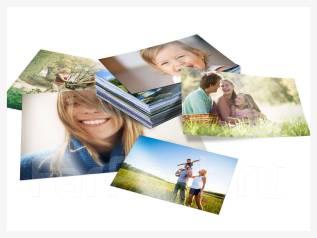 Печать фотографий 10x15 оригинальные чернила Epson - 6 рублей!