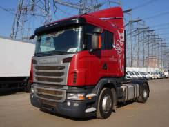 Scania G400. Седельный тягач , 12 740 куб. см., 10 т и больше