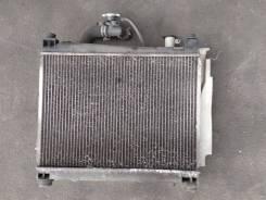 Радиатор охлаждения двигателя. Toyota Probox, NCP50 Toyota Succeed, NCP50