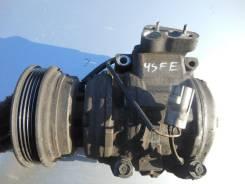 Компрессор кондиционера. Toyota Vista, SV40, SV41, SV42, SV43 Toyota Camry, SV40, SV41, SV42, SV43 Двигатели: 3SFE, 4SFE