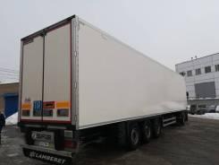 Lamberet. Полуприцеп-рефрижератор 2011 г., 39 000 кг.