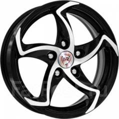 "NZ Wheels F-17. 6.0x15"", 5x98.00, ET35, ЦО 58,6 мм."