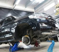 Ремонт Toyota Land Cruiser 200