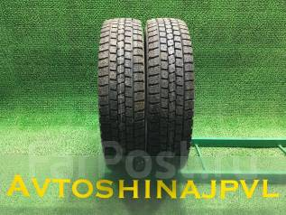 Dunlop DSV-01. Зимние, без шипов, 2010 год, износ: 5%, 2 шт