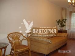 2-комнатная, улица Котельникова 10. Баляева, агентство, 46кв.м. Комната