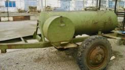 ИАПЗ-754-В. Прицеп цистена под воду (Водовоз, пищевая цистерна) ИАПЗ-738 ЦВ-1,2 м3, 2 500 кг.