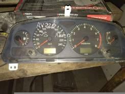 Панель приборов. Toyota Avensis, AZT220, AZT220L, CDT220, ZZT220, ZZT220L, ZZT221, ZZT221L Двигатель 3SFE