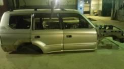 Toyota Land Cruiser Prado. KZJ95W, 1KZTE