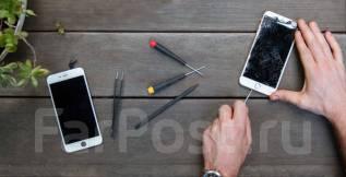 Ремонт: замена экрана, батареи iPhone 5/5s/6/6+/6s/6s+/7/7+/8/8+