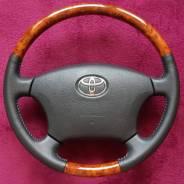 Руль. Toyota: Avalon, Aristo, Celsior, Camry Gracia, Avensis, Camry, Hilux Surf, Land Cruiser Prado, Brevis, Alphard, Avensis Verso, Chaser, Corolla...