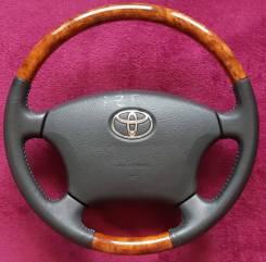 Руль. Toyota: Avalon, Land Cruiser, Aristo, Celsior, Camry Gracia, Avensis, Camry, Hilux Surf, Land Cruiser Prado, Brevis, Alphard, Avensis Verso, Cha...