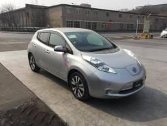 Nissan Leaf. автомат, передний, электричество, 14 500тыс. км, б/п. Под заказ