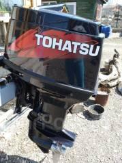 Tohatsu. 50,00л.с., 2-тактный, бензиновый, нога S (381 мм), Год: 2011 год