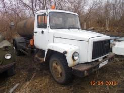 ГАЗ 3307. Асенизаторская.