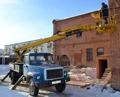 ГАЗ 3307. Автовышка ГАЗ, 4 600 куб. см., 18 м.