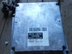 Блок управления двс. Toyota Wish, ZNE14, ZNE14G Двигатель 1ZZFE