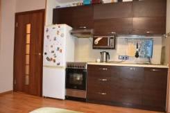 1-комнатная, улица Карьерная 22. Снеговая, агентство, 32кв.м. Интерьер