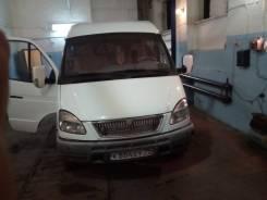 ГАЗ ГАЗель Микроавтобус. Продаётся ГАЗель микроавтобус 8 мест, 2 400 куб. см., 8 мест