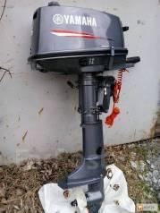 Yamaha. 5,00л.с., 4-тактный, бензиновый, нога L (508 мм), Год: 2006 год