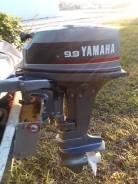 Продам запчасти на лодочный мотор yamaha 9.9
