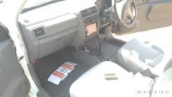 Mitsubishi Minica. автомат, 4wd, 0.7, бензин, 123 000 тыс. км