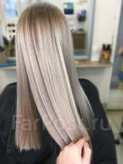 Профессиональное мелирование, окрашивание волос. Доступные цены.