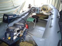 Мнев и Ко Кайман. 2005 год год, длина 4,00м., двигатель подвесной, 9,90л.с., бензин