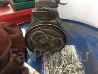 Компрессор кондиционера. Mazda Bongo Friendee, SGL3, SGEW, SGL5, SGLR, SG5W, SGE3, SGLW Двигатели: WLT, FEE, J5D