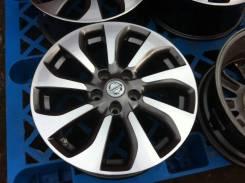 """Nissan. 7.5x17"""", 5x114.30, ET50, ЦО 66,1мм."""
