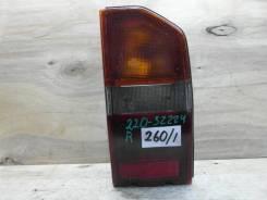 Стоп-сигнал. Suzuki Escudo, TA01W
