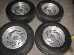 """Centerline Wheels. 7.0x15"""", 5x127.00, 5x139.70, ET0"""