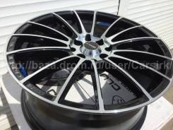 "Wheel Power. 7.5x17"", 4x100.00, 4x114.30, ET35, ЦО 73,1 мм."