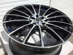 """Wheel Power. 7.5x17"""", 4x100.00, 4x114.30, ET35, ЦО 73,1мм."""