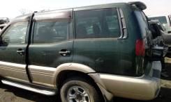 Дверь задняя левая на Nissan Mistral R20 TD27B