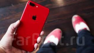 Apple iPhone 8 Plus. Новый, 64 Гб, Красный, 4G LTE