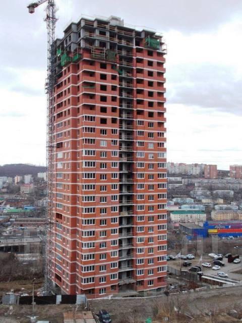 1-комнатная, улица Ватутина 33. 64, 71 микрорайоны, застройщик, 26 кв.м. Дом снаружи